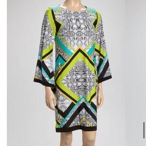 Emma and Michele geometric dress. EUC!